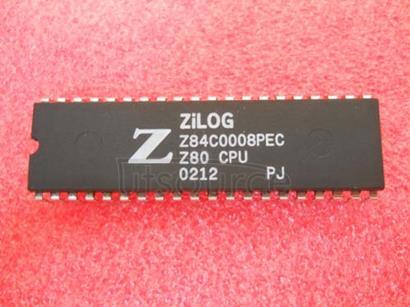 Z84C0008PEC(Z80CPU)