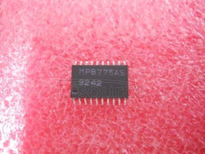 MP8775AS CMOS 20 MSPS, 8-Bit, High Speed Analog-to-Digital Converter