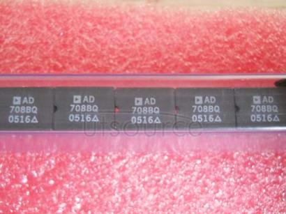 AD708BQ Ultralow Offset Voltage Dual Op Amp