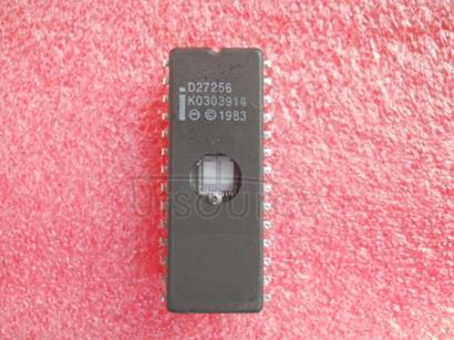 D27256 NMOS 256K 32K x 8 UV EPROM