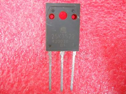 2SK3522 N-CHANNEL   SILICON   POWER   MOSFET