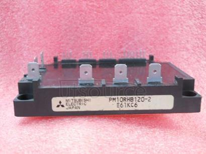 PM10RHB120-2 Three   Phase  +  Brake   IGBT   Inverter   Output  10  Amperes/460   Volt   Line