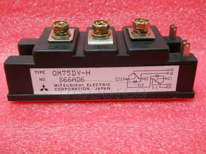 QM75DY-H HIGH POWER SWITCHING USE INSULATED TYPE