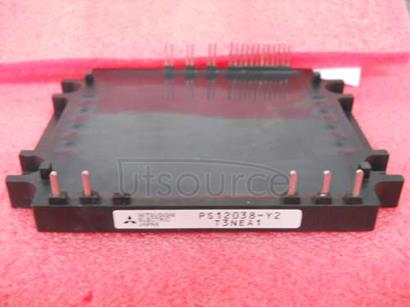 PS12038-Y2 Intellimod⑩ Module Application Specific IPM 15 Amperes/1200 Volts