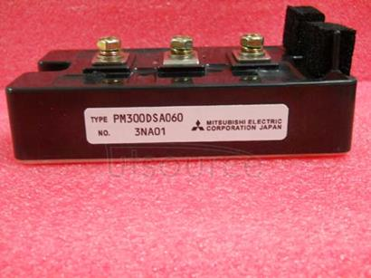 PM300DSA060 FLAT-BASE TYPE INSULATED PACKAGE