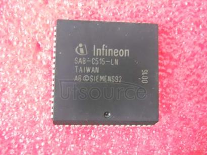 SAB-C515-LN 8-Bit   CMOS   Microcontroller