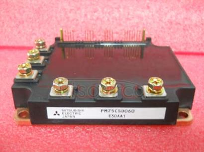 PM75CSD060 Intellimod?   Module   Three   Phase   IGBT   Inverter   Output   (75   Amperes/600   Volts)