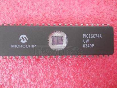 PIC16C74A/JW IC