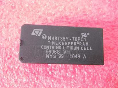 M48T35Y-70PC1 256 Kbit 32Kb x8 TIMEKEEPER SRAM