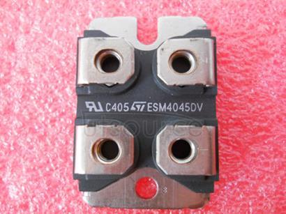 ESM4045DV NPN   DARLINGTON   POWER   MODULE