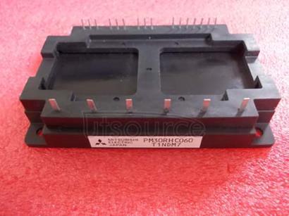 PM30RHC060 TRANSISTOR   IGBT POWER MODULE   3-PH BRIDGE   600V VBRCES   30A IC