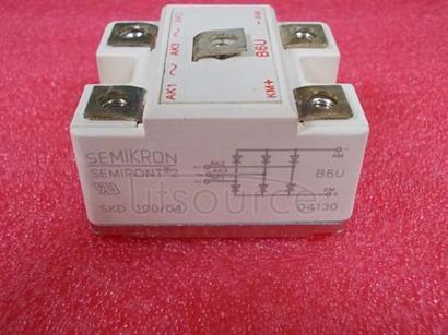 SKD100/04 Power Bridge Rectifiers