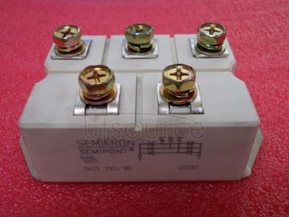 SKD110/16 Power Bridge Rectifiers