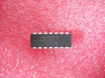AD650JN Voltage-to-Frequency and Frequency-to-Voltage Converter