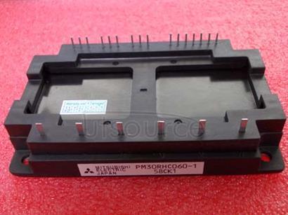 PM30RHC060-1 TRANSISTOR | IGBT POWER MODULE | 3-PH BRIDGE | 600V VBRCES | 30A IC