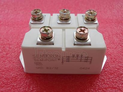 SKD82/12 Power   Bridge   Rectifiers