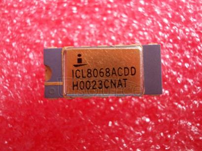 ICL8068ACDD Replacement for Intersil part number ICL8068ACDD. Buy from authorized manufacturer Rochester Electronics.