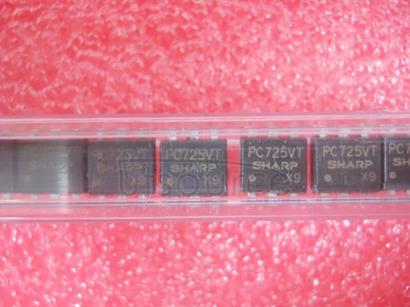 PC725V High Sensitivity, High Collector-emitter Voltage Type Photocoupler