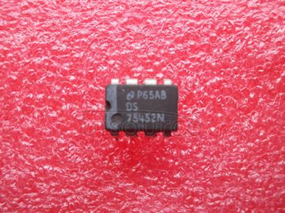 DS75452N Replacement for National Semiconductor part number DS75452N. Buy from authorized manufacturer Rochester Electronics.