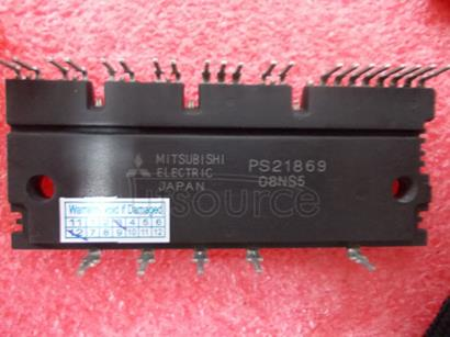 PS21869 Dual-In-Line Package Intelligent Power Module