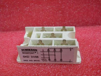SKD31/08 Power Bridge Rectifiers