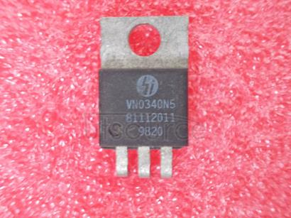 VN0340N5 ISO   HIGH   SIDE   SMART   POWER   SOLID   STATE   RELAY