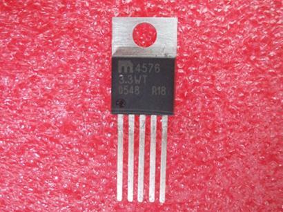 MIC4576-3.3WT 200kHz Simple 3A Buck Voltage Regulator