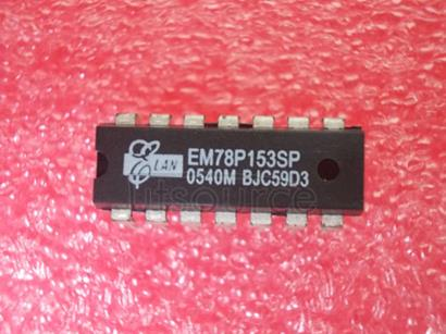 EM78P153SP 8-BIT   MICRO-CONTROLLER