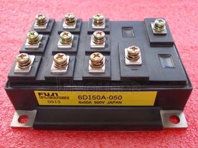 6DI50A-050 POWER TRANSISTOR MODULE