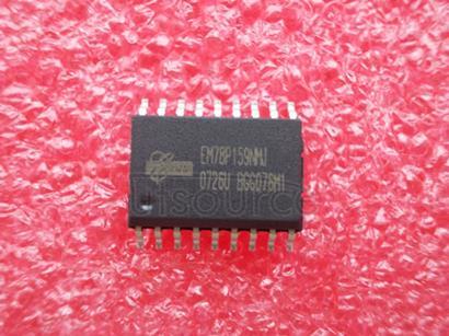 EM78P159NMJ 8-BIT MICRO-CONTROLLER
