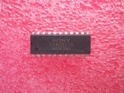 CXA2021S I2C BUS Sound Processor for TV