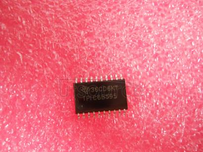 TPIC6B595DWR 8-Bit Shift Register 20-SOIC -40 to 125