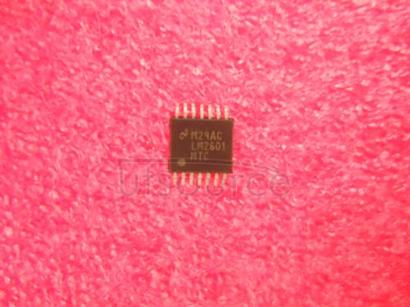 LM2601MTC Adapter Interface Circuit