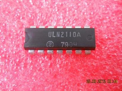 ULN2110A SEVEN   DARLINGTON   ARRAYS
