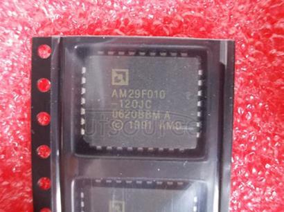 AM29F010-120JC 1 Megabit 128 K x 8-bit CMOS 5.0 Volt-only, Uniform Sector Flash Memory