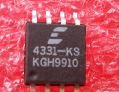 CS4331 8 Pin Stereo D/A Converter for Digital Audio