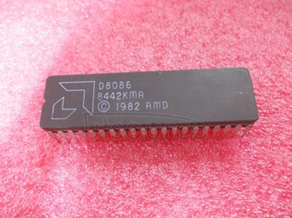 D8086 16-Bit   Microprocessor
