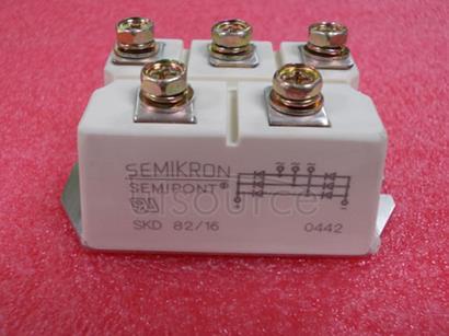 SKD82/16 Power   Bridge   Rectifiers