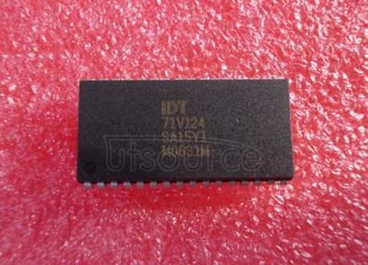 IDT71V124SA15Y1 3.3V CMOS Static RAM 1 Meg 64K x 16-Bit