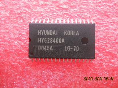 HY628400ALG-70 x8 SRAM