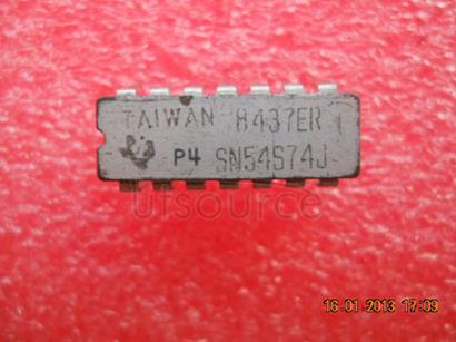 SN54S74J Two, Three and Four Cell Lithium or Lithium-Polymer Battery Protection AFE 24-TSSOP -40 to 85