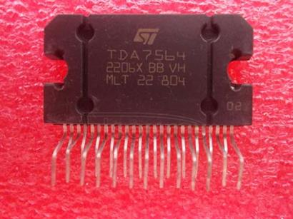 TDA7564