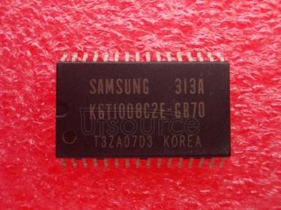K6T1008C2E-GB70 128Kx8   bit   Low   Power   CMOS   Static   RAM