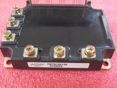 PM75CSD120 Intellimod⑩ Module Three Phase IGBT Inverter Output 75 Amperes/600 Volts