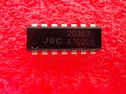 NJM2035D