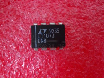 LT1073CN8 Micropower DC-DC Converter Ajustable and Fixed 5V, 12V