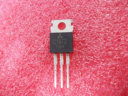 2SC1972 NPN   EPITAXIAL   PLANAR   TYPE(for  RF  power   amplifiers  on  VHF   band   Mobile   radio   applications)