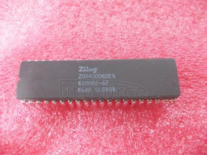 Z0840006DEA IC-CPUZ80B