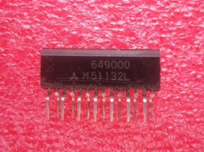 M51132L 2ch Electronic Volume Balance