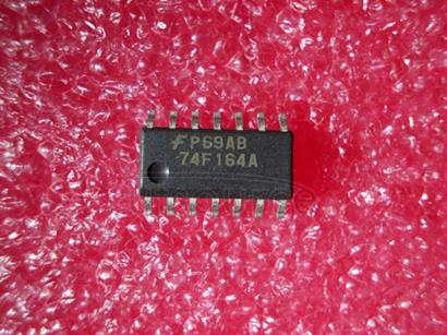 74F164AS 8-bit serial-in parallel-out shift register